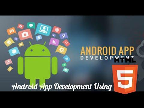 Create Android Application Using HTML, CSS and JavaScript [HINDI]