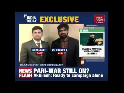 Indian Counter Cyber Operations Busts ISI's Sinister Plan On Indian Army