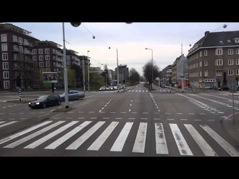 Trip from Amsterdam airport to city centre