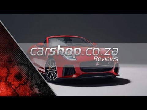 The New Jaguar F-Type | Carshop Drive #31