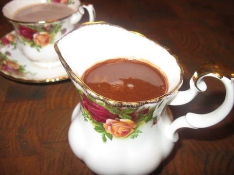 Chocolate Syrup for Hot Cocoa and Chocolate Milk