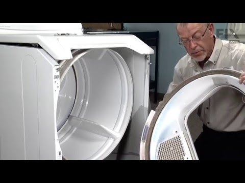 Maytag Dryer Repair – How to replace the Multi-Rib Belt