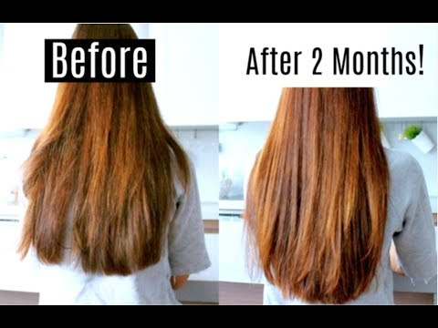 How To Make Your Hair Grow Longer FASTER!