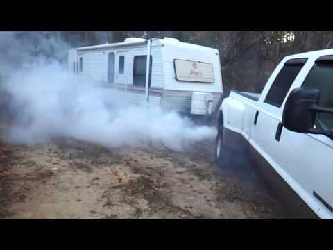 7.3 Powerstroke smoke