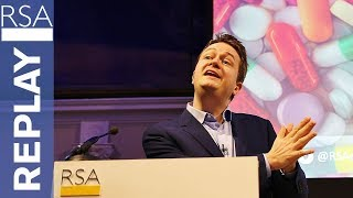 Uncovering the Real Causes of Depression   Johann Hari   RSA Replay