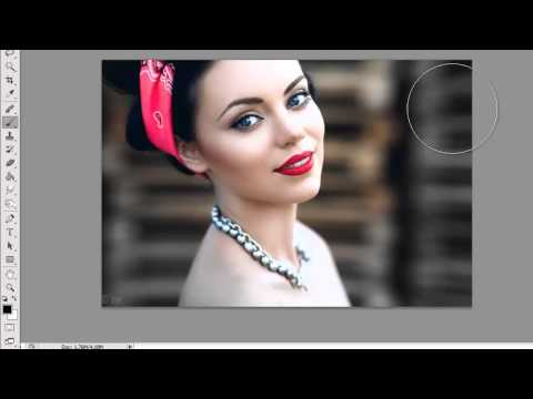 Photoshop CS6: Easy Colorsplash Effect & Introduction to Layer Masks