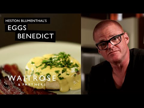 Heston Blumenthal's Eggs Benedict | Waitrose