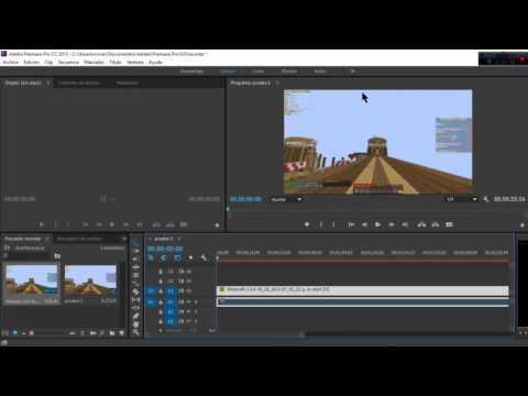 Videoclase 1 - Como cortar un video.