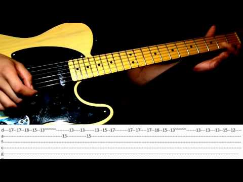 Five Nights At Freddy's 1 & 2 [Guitar Tutorial with Tabs]