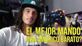 MANDO INÁLAMBRICO, BUENO Y BARATO para Tu PC GAMER y Android |  EASYSMX KC-8236