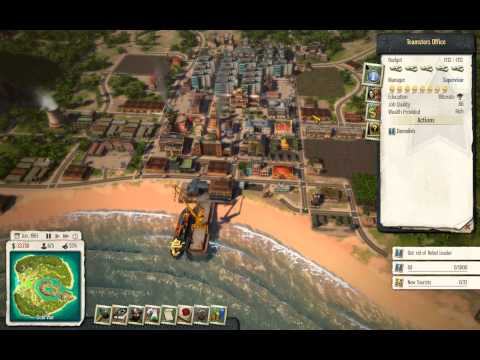 Tropico 5 Teamsters Bug Workaround