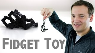 Download Twiddle Fiddle Toy Review - Crunch Shape Fidget Toy Review Video