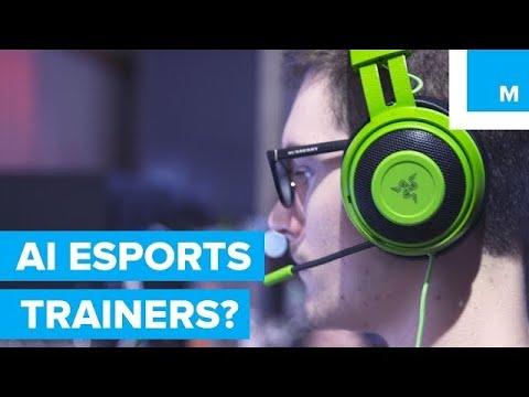 AI Could Discover & Train the Next Esports Superstar - No Playing Field