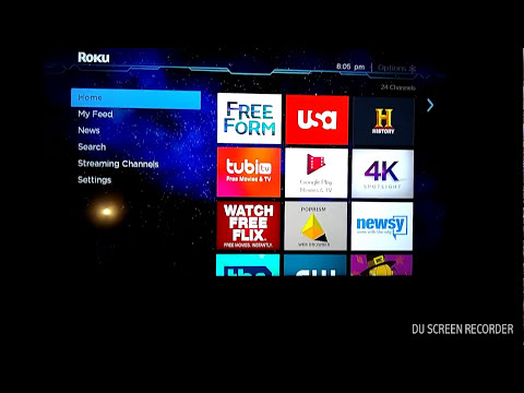 How to get free tv on roku