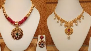 ffb49d14452cc GRT Light Weight Jewellery Collections Videos - 9tube.tv