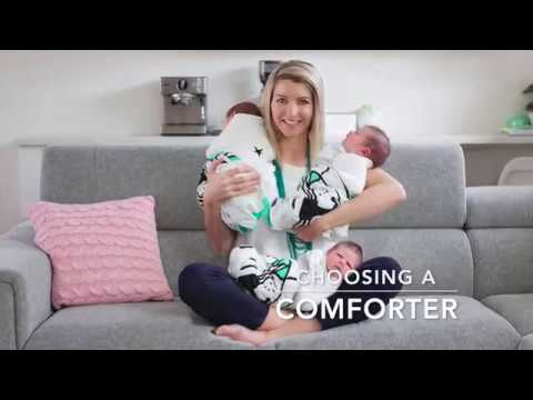 Choosing The Perfect Comforter | Baby Sleep Guide