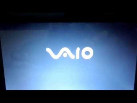 How to boot your vaio pc using bootable usb or disc