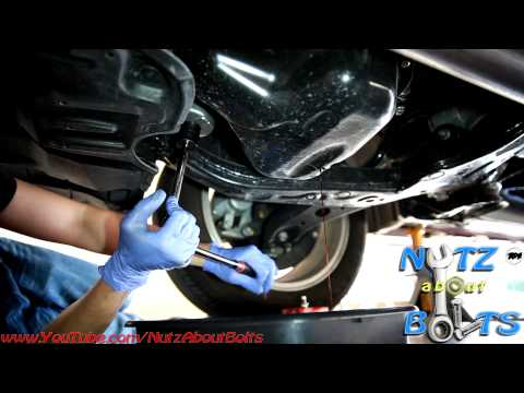 2012-2016 Toyota Camry oil change HD Part 1