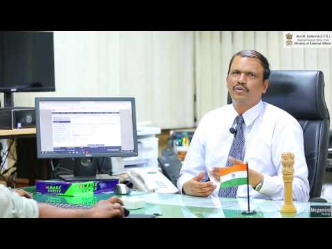 How to fill Online Passport Application Form (Video in Marathi)