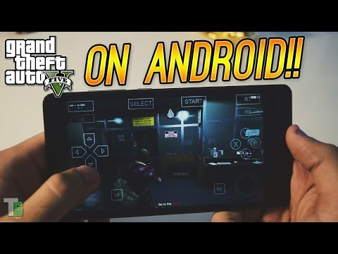 GTA 5 ON ANDROID | HOW TO PLAY GTA V ON ANDROID?! (BEST WAY)
