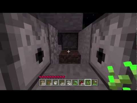 Minecraft Xbox 360 1.5.1 Fully Auto Wheat Farm Tutorial (TU13)