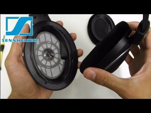 Sennheiser HD 558 Foam Mod Tutorial