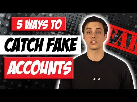 5 Steps to Recognize Fake Facebook Accounts