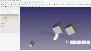 FreeCAD Tutorial - Draft Workbench and Extrude to make