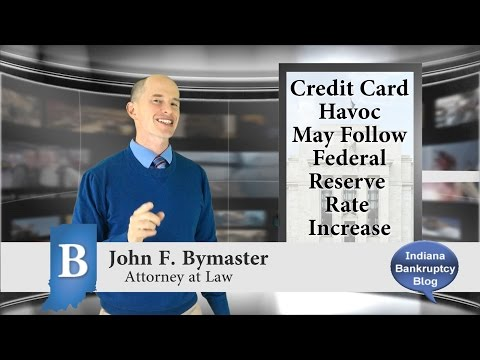 Credit Card Havoc Following Federal Reserve Rate Increase