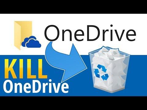 Remove OneDrive Icon From Windows 10 File Explorer Navigation Pane Sidebar