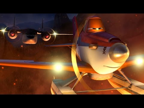 'Planes: Fire & Rescue' Movie review by Kenneth Turan