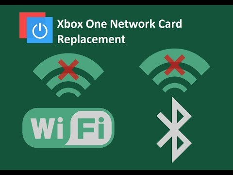 How to fix Xbox One Controllers Not Connecting / WiFi not working
