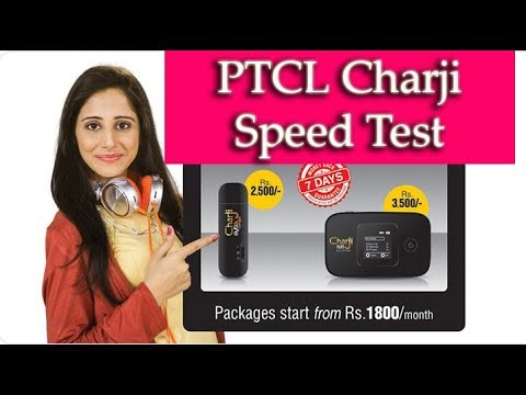 ptcl charji cloud speed test how to check INTERNET speed online wifi speed test online