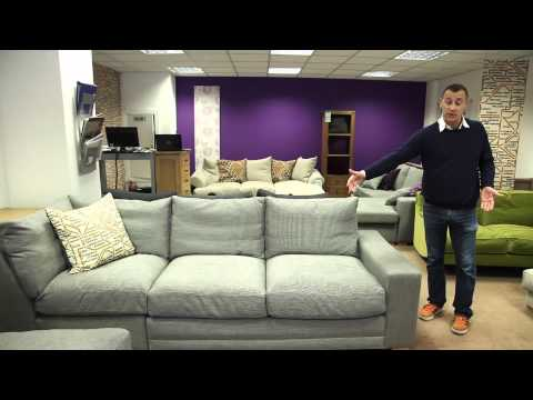 Best corner sofas in the World - How to select a size.