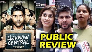 Lucknow Central Public Review | First Day First Show | Farhan Akhtar, Diana Penty