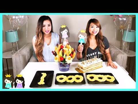 One Million Subscribers YouTube Party with Princess ToysReview | 3 marker challenge