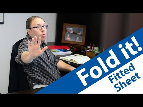 Fold it! Ep. Fitted Sheet