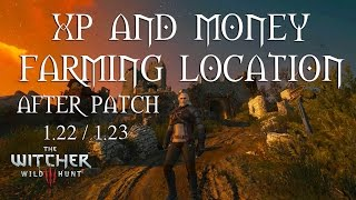 THE WITCHER 3: DINHEIRO INFINITO/XP INFINITO - PATCH 1 22 (BUG