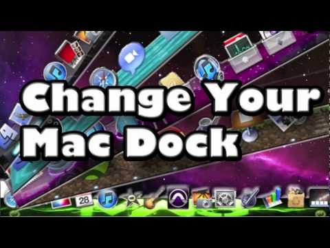 How to change the dock on your Mac