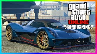 GTA ONLINE NEW DLC CONTENT COMING TOMORROW? - SUPER CAR RELEASE, WEAPONIZED VEHICLES & SECRET SALES!