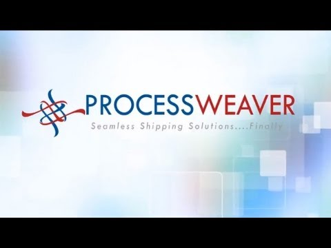 Multi Carrier Shipping Software Provider - ProcessWeaver