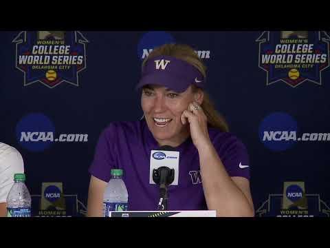 WCWS: Washington falls short against FSU