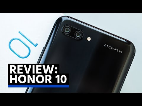 Review: Honor 10–a Flagship phone for half the price?