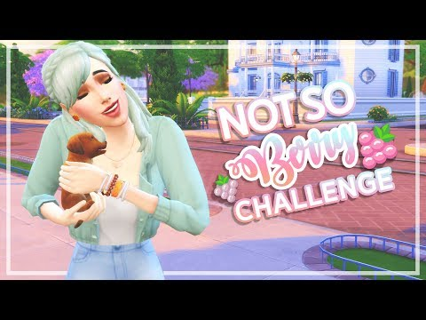 Our NEW Puppy! // The Sims 4 - Not So Berry Challenge #3 | Mint