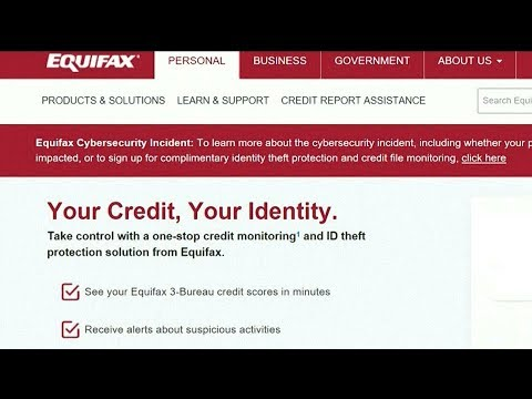 Massive Equifax credit report hack hits 143 million people