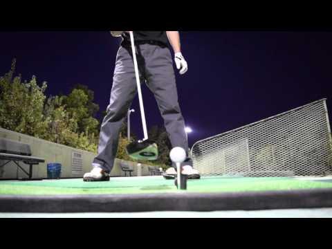 The Setup to Hit 300 Yard Drives - Golf