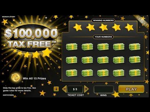 Online Winner: Tax Free