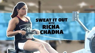 Sweat It Out with Richa Chadha | MissMalini