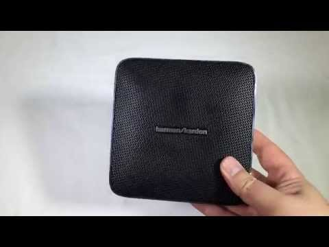Harman Kardon Esquire Portable Bluetooth Speaker w/ Conference Phone System Review @Harmankardon