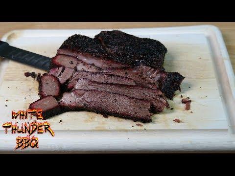 Texas Style Chuck Roast |  Easy Smoked Beef